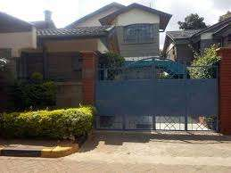 Beautiful family home in muthaiga