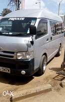 Hiace chopper private