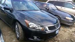 Very clean registered Honda accord 2009 model available for purchase