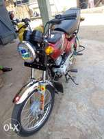 Bajaj one month old very neat