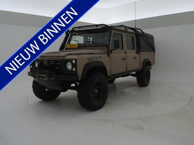 Rover land  defender 2.5 tdi 130 offroad ready - 1997