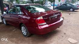 2005 Toyota Camry Lagos clear