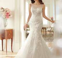 Wedding gown size