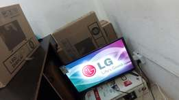 32 inches lg led digitalised flatscreen super slim tv