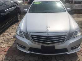 Tokumbo.. 2011 Mercedes Benz E350 4matic...