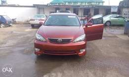 Toks Camry Sports 2005 SE model super clean inside out