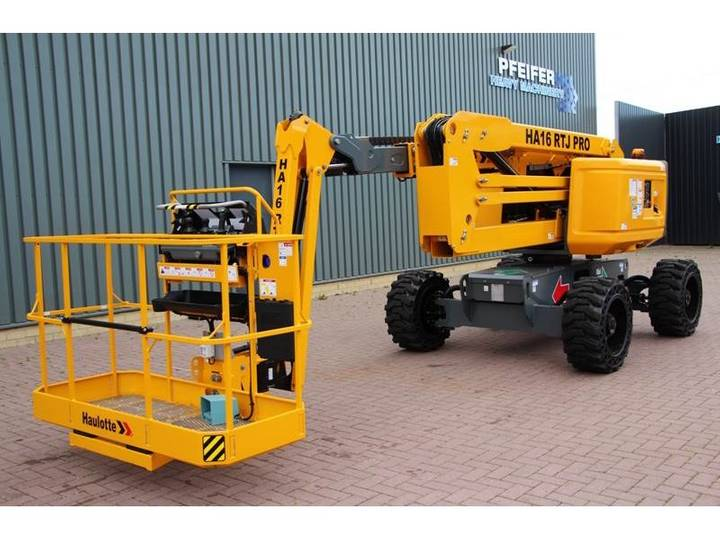 Haulotte HA16RTJPRO NEW / UNUSED, 16 m Working Height, Also - 2018 - image 8
