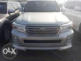 Toyota Landcruiser V8 2010 Diesel 4WD 8 Seater Automatic Silver KCN