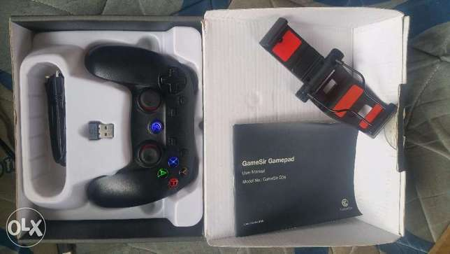 semi-used GAMESIR pad,ps3,smart phone,pc,gear VR with all accessories Ojodu - image 3