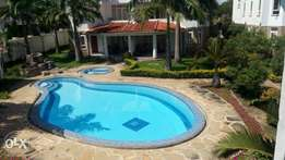 Executive 3 Bedroom fully furnished Beach side apartment in NYAli