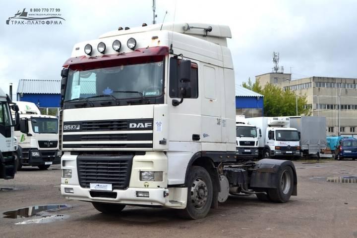 DAF XF 95.380 - 2019