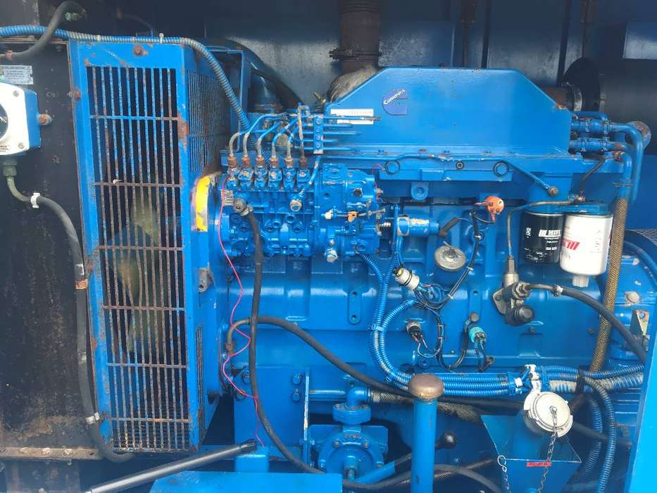 Sdmo Cummins - 180 kVA Generator - DPX-11858 - 1993 - image 8