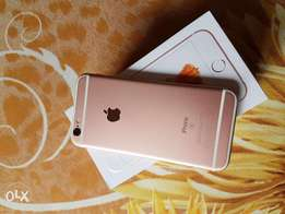 iPhone 6s 32GB Rose gold, Mint condition , 7month warranty