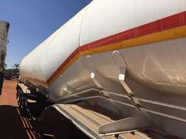 2004 Tank Clinic 47 000LT Jumbo Fuel Tanker for sale