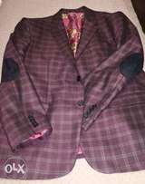 Coat - JONES MOUSE - With floral lining
