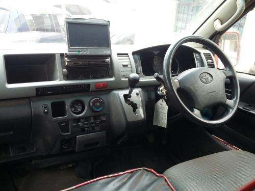 2008 Toyota Hiace KCF Auto Diesel. Tour Converted. Work ready!! Kilimani - image 2