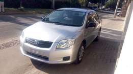 Toyota Corolla Axio, Silver, 2011, 1500cc, A/Port, Navi, Just Arrived