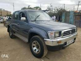 Toyota Hilux Double cab in good condition