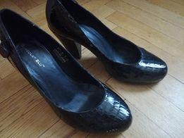 c86e3bda0 Кожаные туфли для женщины в р.37,5