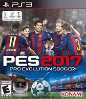 Ps3 Game Pes 2017