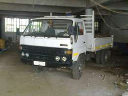 a 4 ton tipper for hire
