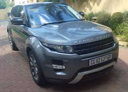 Land Rover Evoque 2.2SD4 Dynamic One owner FSH NO Accident