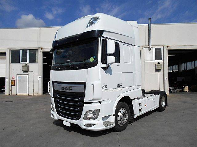 DAF XF 510 FT Super Space Cab - 2014
