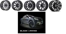 Magz4u Wheel and Tyre Experts. Black Rhino Mags now available