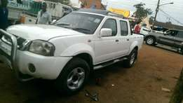 Nissan hardbody 4by4