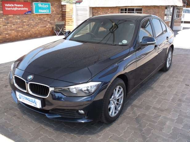 2013 BMW 320D A/T (F30) Roodepoort - image 2