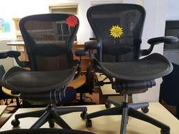 Herman Miller AREON Chairs
