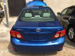 2008 Toyota Corolla LE Accident Free