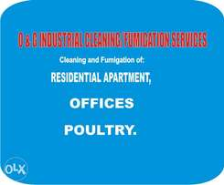O&G Industrial Cleaning/Fumigation Services