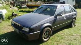 ford lazer for sale open to offers