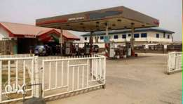 FOR SALE Functioning Filling Station at Rupkoku airport Rd. PH.