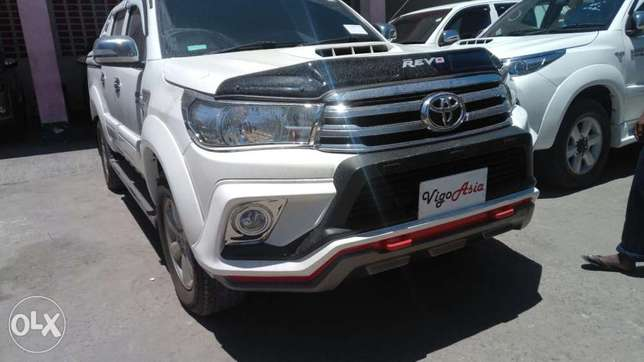 Toyota Hilux Double cab KCP number 2011 Model. Facelift 2016 Loaded w Mombasa Island - image 2