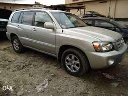 Toks 2005 Highlander direct