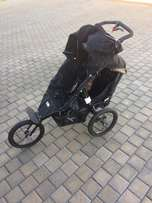 trend for kids dubble pram