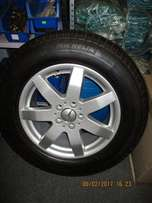 "17"" Mercedes Mags and Tyres"