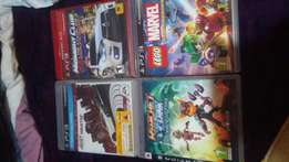 Ps3 4 games for r350