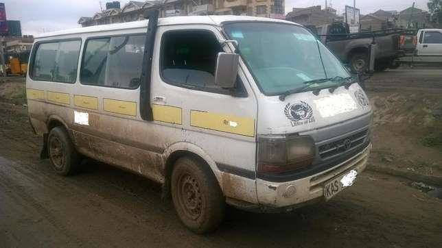 toyota shark KAS manual diesel 3l plying long route 480k Athi River - image 1