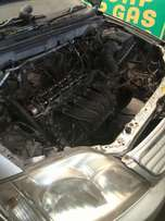 Toyota 1ZR engine parts for sale or complete engine for