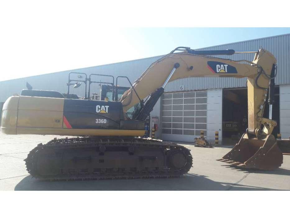 Caterpillar 336 D2L ME - 2015 - image 2