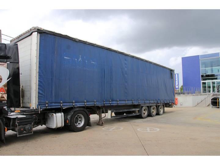 Schmitz Cargobull SCS 27 MEGA - 2002