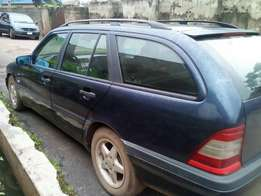 Mercedes Benz C230 Wagon First Body