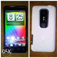 HTC Evo 3d x515m Android phone for Sale. #12,000