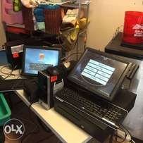 POS point of sales software for supermarket