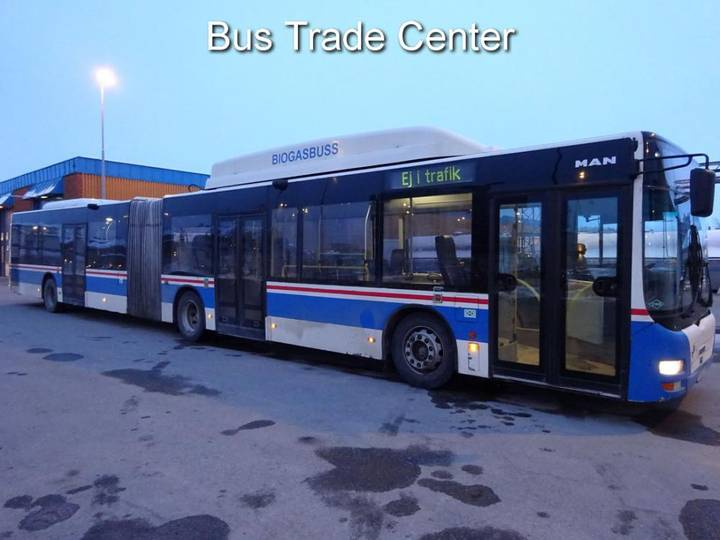 MAN Lion's City A23 Cng Eev / 6 Units Available - 2005