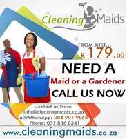 Home & Office Cleaning Specials