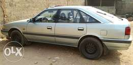 Automatic Mazda 626 Hatchback with AC